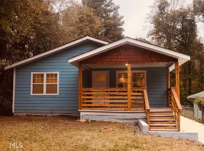 Atlanta Single Family Home For Sale: 3517 SW Boulder Park Dr