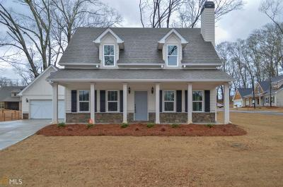 Newnan Single Family Home For Sale: 10 E Field St #14