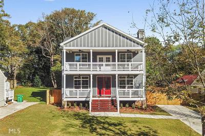 Atlanta Single Family Home For Sale: 1210 Lyndale Dr