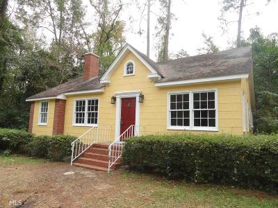 Statesboro Single Family Home For Sale: 10 Pine Dr