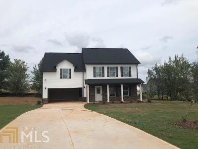 Griffin Single Family Home For Sale: 115 Garnet Ln #8