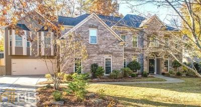 Acworth Single Family Home Under Contract: 2001 McLain Rd