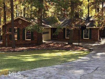 Snellville Single Family Home For Sale: 2396 Hidden Ln