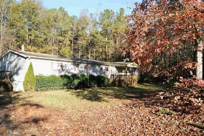 Banks County Single Family Home Under Contract: 2143 Damascus Rd