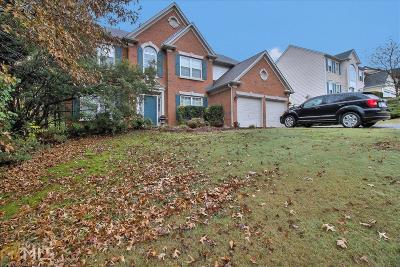 Suwanee Single Family Home For Sale: 5356 Amberden Hall Dr