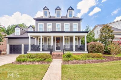 Mableton Single Family Home Under Contract: 6236 Providence Club Dr