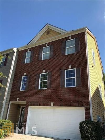 Fairburn Condo/Townhouse For Sale: 817 Belfry