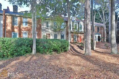 Duluth Condo/Townhouse For Sale: 3486 Tulip Tree Ln
