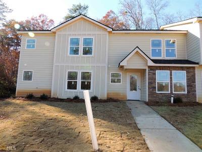 Douglasville Condo/Townhouse Under Contract: 5970 Garden Cir