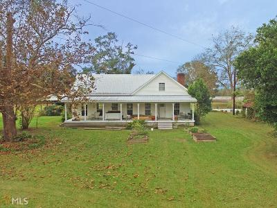 Brooklet Single Family Home For Sale: 3827 Highway 80 E