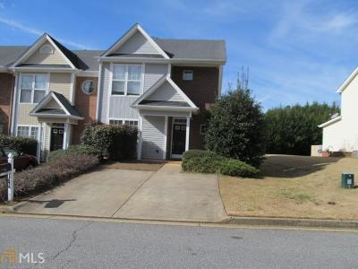 Dawsonville Condo/Townhouse For Sale: 180 Pearl Chambers Dr