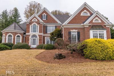 Milton Single Family Home Under Contract: 1105 Richmond Glen Cir