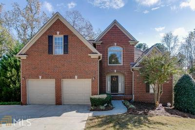 Suwanee Single Family Home For Sale: 3632 Brookefall Ct