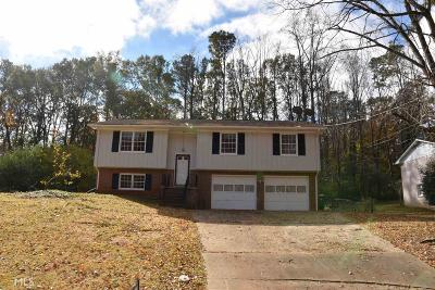 Stone Mountain Single Family Home For Sale: 4865 Fairforest