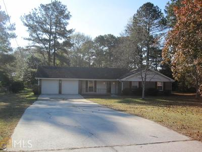 Conyers Single Family Home For Sale: 1887 Brandy Ln
