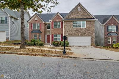 Snellville Single Family Home Under Contract: 4656 Beau Point Ct