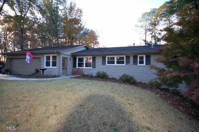 Acworth Single Family Home For Sale: 4767 Wayland Cir