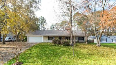 Snellville Single Family Home For Sale: 3215 Harms Way