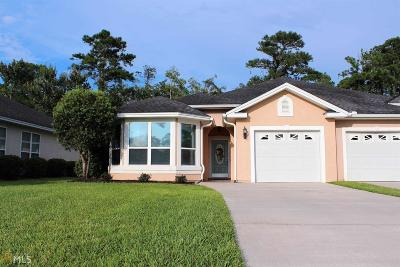 Kingsland GA Condo/Townhouse For Sale: $179,900