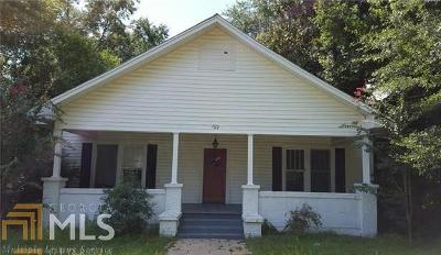 Statesboro Single Family Home For Sale: 109 Broad St