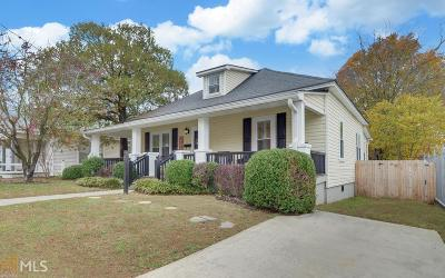 Ellijay Single Family Home Under Contract: 72 College St