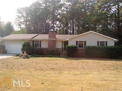 Snellville Single Family Home For Sale: 3057 Hidden Forest