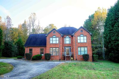 Griffin Single Family Home For Sale: 118 Four Oaks Dr