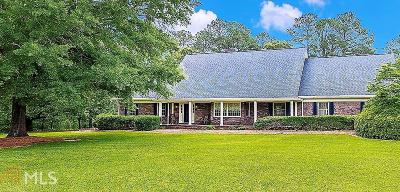 Monticello Single Family Home For Sale: 4701 Liberty Church Rd