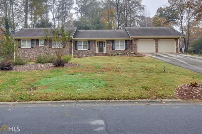 Stone Mountain Single Family Home For Sale: 793 Lions Trl