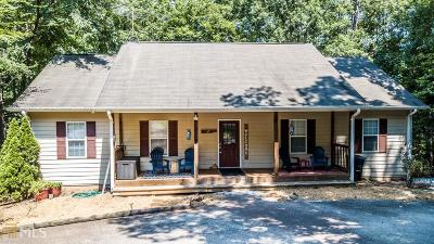 Martin Single Family Home Under Contract: 1852 Seven Forks Trl