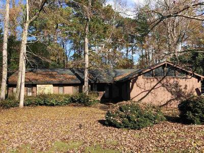 Conyers Single Family Home Under Contract: 3372 Concord Corner
