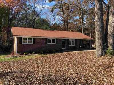 Griffin Single Family Home For Sale: 115 Liberty Cir #Lot 9