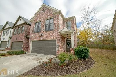 Norcross Condo/Townhouse Under Contract: 5896 Oakbrook Lake Ct