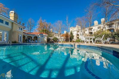 Lenox Villas Condo/Townhouse For Sale: 970 Sidney Marcus Blvd #1109