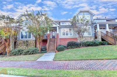 Roswell Condo/Townhouse For Sale: 915 Freedom Ln
