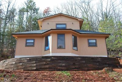 Dahlonega Single Family Home For Sale: 1221 Jack Walker Rd