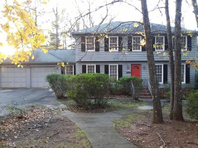 Stone Mountain Single Family Home Under Contract: 5254 Green Point Dr