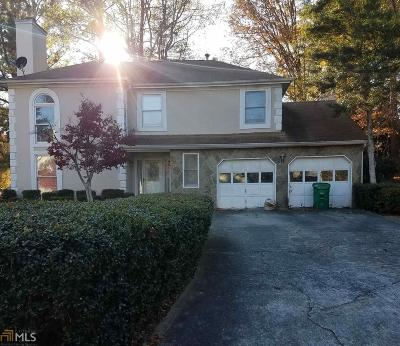 Stone Mountain Single Family Home For Sale: 4996 Terrace Green Trce
