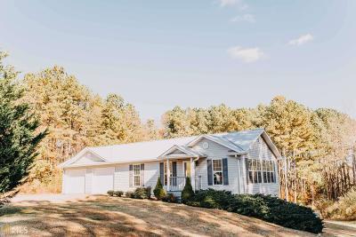 Clarkesville Single Family Home Under Contract: 584 Roper Dr