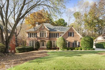 Alpharetta Single Family Home For Sale: 610 Americas Cup Cv
