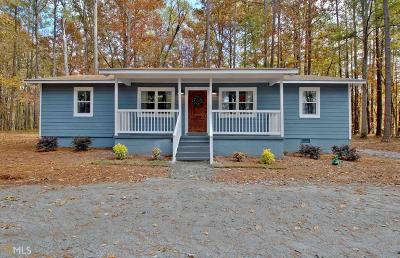 Fayetteville Single Family Home For Sale: 138 Old Senoia Rd