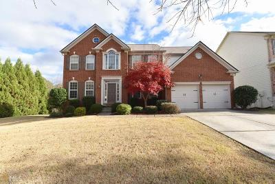 Suwanee Single Family Home For Sale: 387 Crystal Downs Way