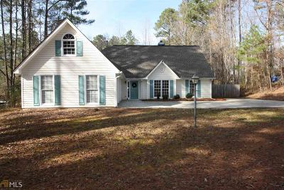 Newnan Single Family Home For Sale: 45 Happy Valley Estates Dr