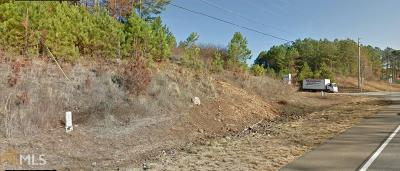 Canton, Woodstock, Cartersville, Alpharetta Commercial For Sale: Hickory Flat Hwy 140 At Sugar Pike
