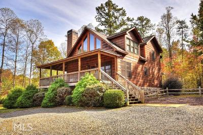 Ellijay Single Family Home Under Contract: 640 Tyler Dr