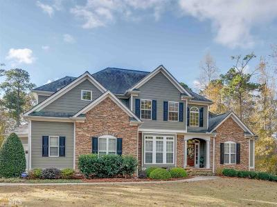 Fayetteville GA Single Family Home Under Contract: $544,900