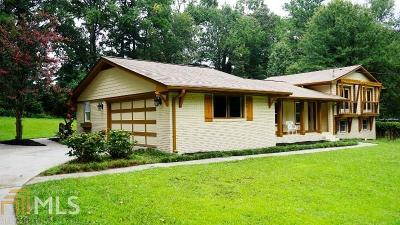 Duluth Single Family Home For Sale: 2815 Whippoorwill Cir