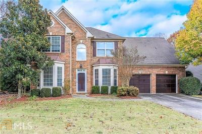 Roswell Single Family Home For Sale: 5055 Baywood Dr