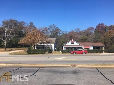 Franklin County Single Family Home For Sale: 2394 W Main