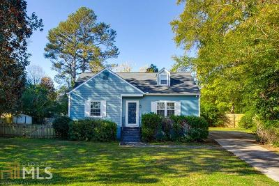 Decatur Single Family Home For Sale: 2443 Shadydale Ln